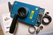 Schwingschleiferaufsatz für Bohrmaschine