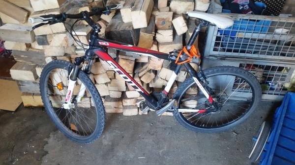 Scott fahrrad - Rottenburg - Scott fahrrad mit leichten mängeln - Rottenburg