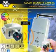 Security Wireless Color