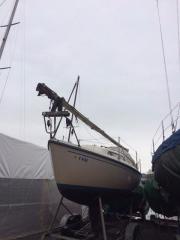 Segelboot Draco 710