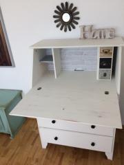 Sekretär Schreibtisch weiß