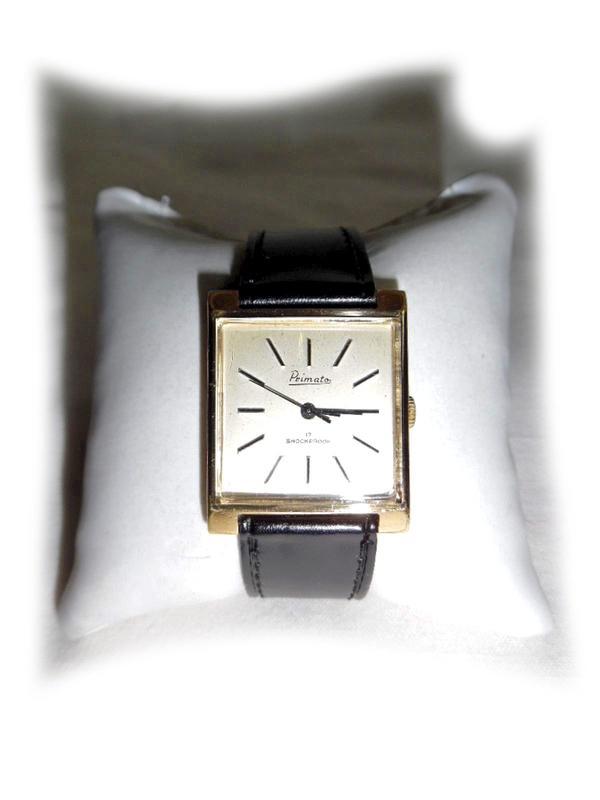 Selten elegante Armbanduhr von Primato