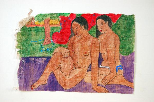 SERIE: Echte Mrugallas, » Kunst, Gemälde, Plastik