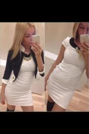 Sexy Kleid mit
