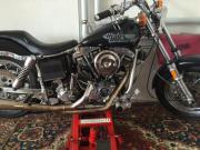 Shovelhead Harley Davidson FXE Motor