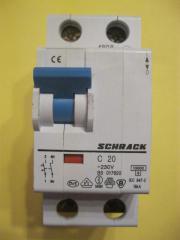 Sicherungsautomat von SCHRACK
