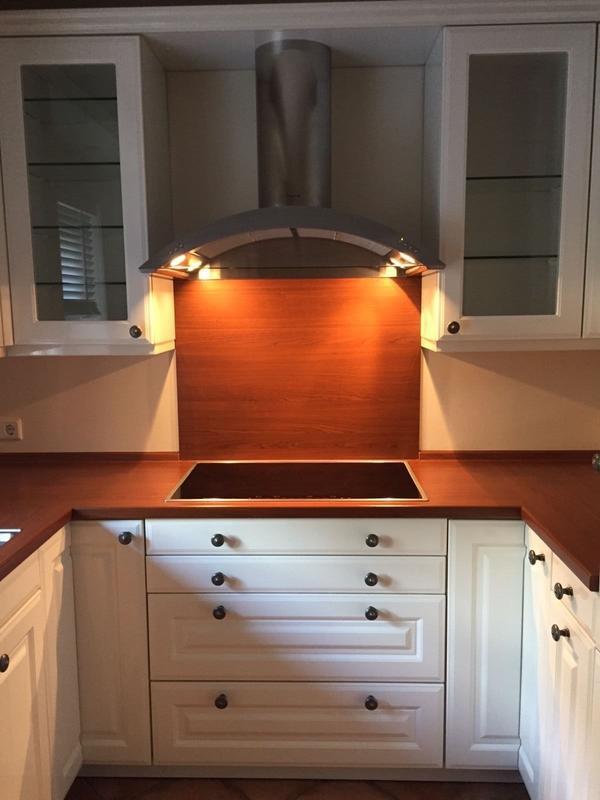 siematic k che landhaus lack wei in leipzig k chenzeilen anbauk chen kaufen und verkaufen. Black Bedroom Furniture Sets. Home Design Ideas