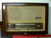 Siemens Röhrenradio Rundfunkempfänger 50 60ger