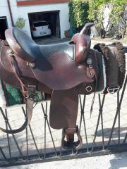 Simco Western Sattel