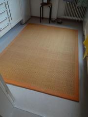 Sisal Naturfaser-Teppich