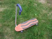 Skateboard mit klappbarer