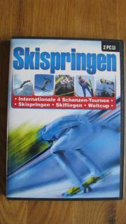Skispringen 2 PC CD Rom