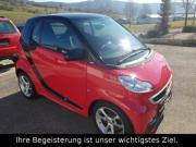 Smart ForTwo coupé 1 0