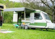 Smarter Solar-Wohnwagen