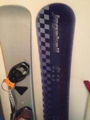 Snowboard JAGABALL mit