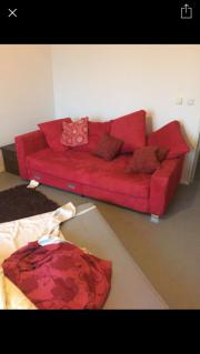 Sofa rot mit