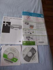 Hp psc 1400 series software