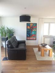 Sonnige Penthouse-Wohnung