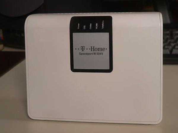 speedport w504v breitband router telekom in w lfersheim df modems isdn dsl kaufen und. Black Bedroom Furniture Sets. Home Design Ideas