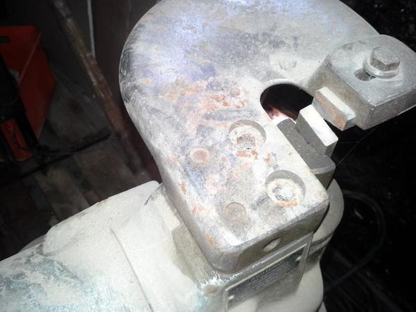Spenglermaschine Knebber Nagler Blechschere Nippler