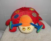Spielzeug für Babys - Rucksack Nackenrolle