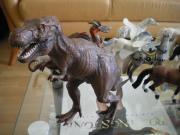 Spielzeug verschiedene Tierfiguren -