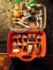 Spielzeugkoffer, Kinder- Arztkoffer