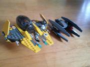 Starwars 7256 Jedi Starfighter Vulture