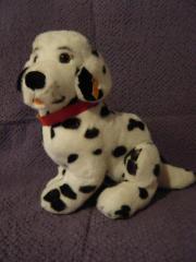 Steiff Dalmatiner Hund sitzend EAN
