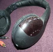 Stereo wirless Kopfhörer mit UKW