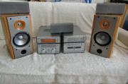 Stereoanlage *SONY* mit