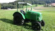 Steyr Oldtimer Traktor
