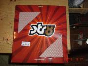 STR8 Racing Grill