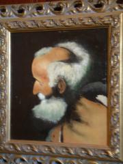 Studie nach bekanntem Gemälde
