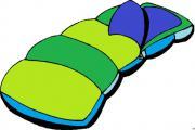 Suche ausgediente Schlafsäcke