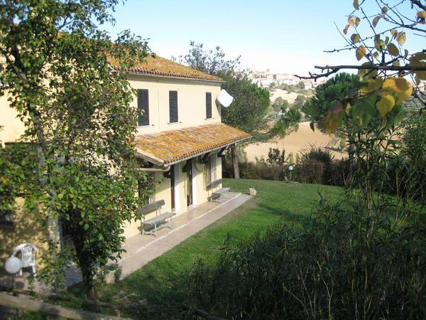 Südl Rimini - Ferienhaus mit Meerblick
