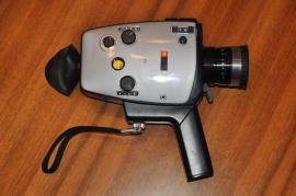 Filmkameras, Projektoren - Super 8 Filmkamera Bauer Royal