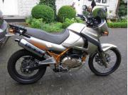 Super gepflegtes Motorrad