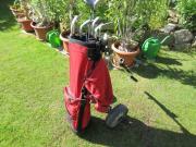 super Golfausrüstung und