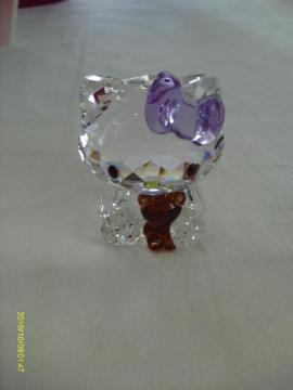 Sonstige Sammlungen - Swarovski Figur Hallo Kitty