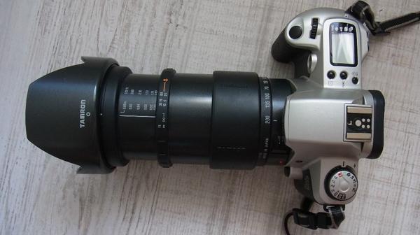 Tamron 28-200 mm Teleobjektiv Canon