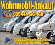 Tel 03944 36 160 Wohnmobil-Ankauf