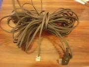 telefon kabel mit kuppel verlängerung-t-telecom