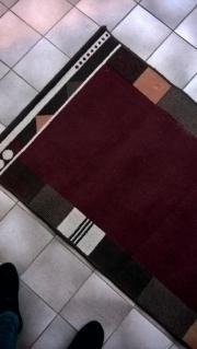 Teppich moderne gemustert