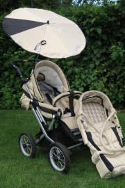kinderwagen teutonia mistral kinder baby spielzeug g nstige angebote finden. Black Bedroom Furniture Sets. Home Design Ideas