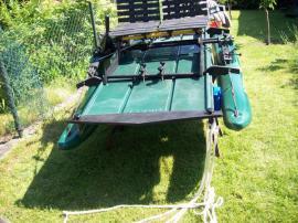 Tikkerboot Flossboot: Kleinanzeigen aus Berlin Köpenick - Rubrik Motorboote