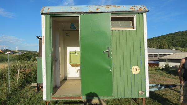 toilettenwagen neu und gebraucht kaufen bei. Black Bedroom Furniture Sets. Home Design Ideas