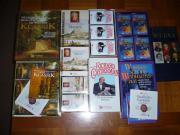 Tonband-Cassetten Bücher cds videos