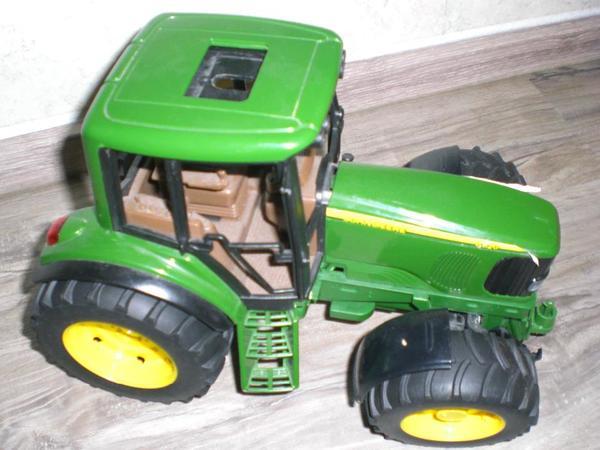 traktor john deere 6920 bruder in pommelsbrunn. Black Bedroom Furniture Sets. Home Design Ideas