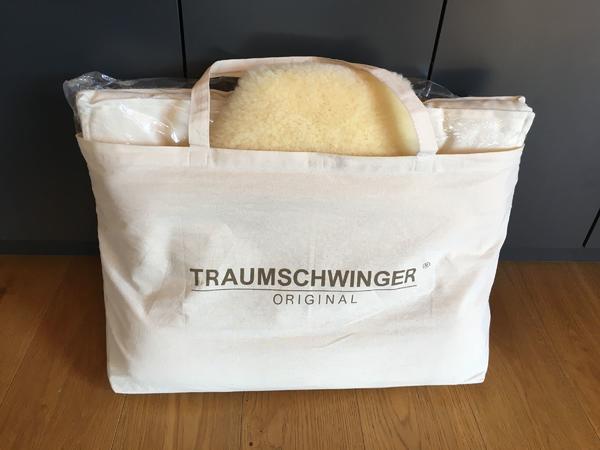 traumschwinger h ngeliege futon einlage schaffell in. Black Bedroom Furniture Sets. Home Design Ideas